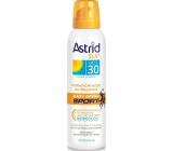 Astrid Sun Easy Spray Sport OF30 moisturizing suntan lotion 150 ml