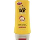 Gliss Kur Oil Nutritive regenerating hair balm 200 ml