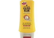 Gliss Kur Oil Nutritive Regenerating Hair Balm 200 ml