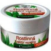 Bione Cosmetics Cannabis rostlinná toaletní vazelína 150 ml