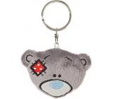 Me to You Tatty Teddy Medvídek hlava plyšová klíčenka 5 cm