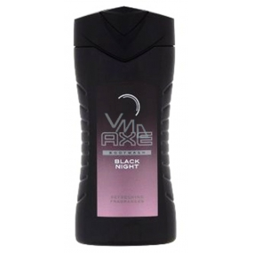 Ax Black Night 250 ml men's shower gel