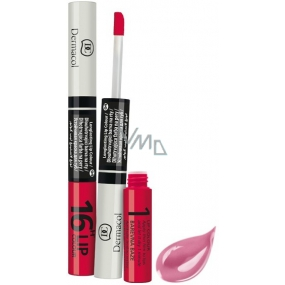 Dermacol 16H Lip Color long-lasting lip color 11 3 ml and 4.1 ml