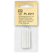 Kellermann 3 Swords spare swabs for eyelash tongs 5 pieces PL 8311
