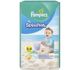 Pampers Splashers 3-4 disposable diapers for water 6-11 kg 12 pieces