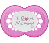 Mam pacifier Love + Affection 6+ mes.latex 6930