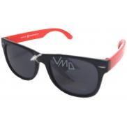 Sunglasses children's Z403AP black red party