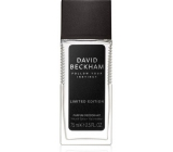 David Beckham Follow Your Instinct 75 ml Perfume Men's Deodorant Glass