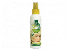 Henna Plus Natural Blond Chamomile Lightening Spray for Blond to Light Brown Hair 150 ml