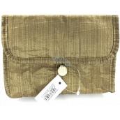 Diva & Nice Chinese Style Cosmetic handbag gold 17.5 x 13.5 x 8 cm