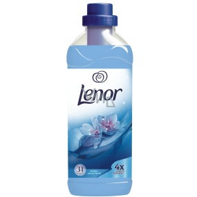 Lenor Spring Awakening scent of spring flowers, patchouli and cedar fabric softener 31 doses 930 ml