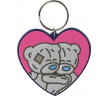 Me to You Keychain PVC heart 6 cm