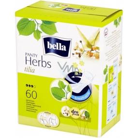 Bella Herbs Tilia sanitary aroma briefs 60 pcs + make-up remover 30 pcs