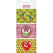 Ovo Foil for eggs Wire 1 package = 9 images (shrink shirts)