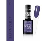 Revers Solar Gel Gel Nail Polish 21 Ultra Violet 12 ml