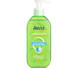 Astrid Sun Ice-cooling gel after sunbathing with Aloe Vera 200 ml dispenser