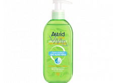 Astrid Sun Ice-cooling gel after sunbathing with Aloe Vera 200 ml dispenser