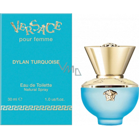 Versace Dylan Turquoise Eau de Toilette for Women 30 ml