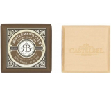 Castelbel Mint and moss luxury toilet soap with 24 carat gold for men 150 g