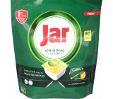 Jar Original All in One Lemon capsules for dishwasher 80 pieces