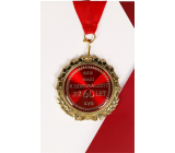 Albi Paper greeting card envelope Envelope with a medal - 60 years