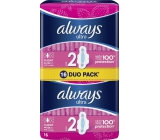 Always Ultra Super sanitary pads with wings 16 pieces