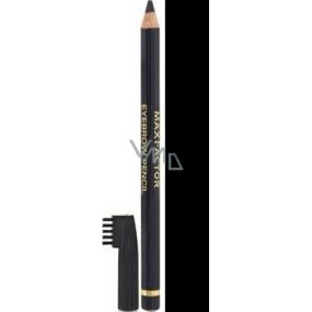 Max Factor Eyebrow Pencil tužka na obočí 01 Ebony 1,4 g