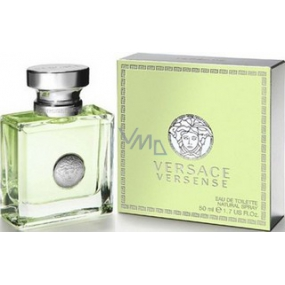 Versace Versense EdT 50 ml eau de toilette Ladies