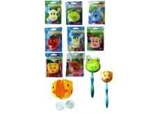 Abella Kids Toothbrush holder various motifs 1 piece