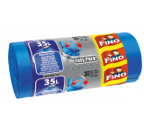 Fino Easy Pack Trash bags, 15 µm, 35 liters, 50 x 56 cm, 30 pieces