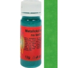 Art e Miss Color for light and dark textiles 33 metallic green 12 g