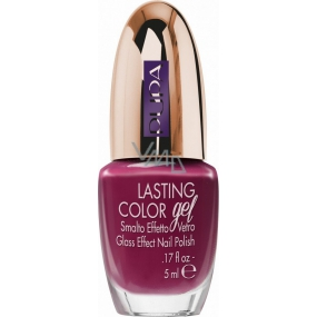 Pupa Paris Experience Lasting Color gel nail polish 092 Velvety Fuschia 5 ml