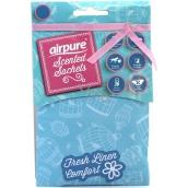 Airpure Scented Sachets Fresh Linen Comfort vonný sáček 1 kus