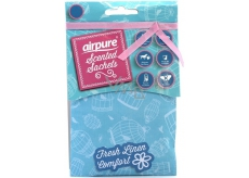 Airpure Scented Sachets Fresh Linen Comfort scented bag 1 piece