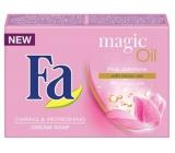 Fa Magic Oil Pink Jasmine Scent creamy toilet soap 90 g