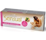 Joanna Sensual Argan Oil depilatory foot cream 100 g