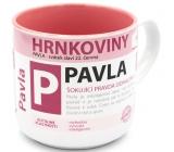Nekupto Hrnkoviny Mug with the name of Paul 0.4 liter