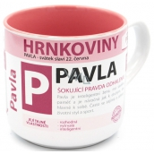 Nekupto Hrnkoviny Mug with the name of Paul 0.4 liter