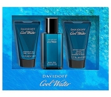Davidoff Cool Water Man EDT40 + SG50 + ASB50