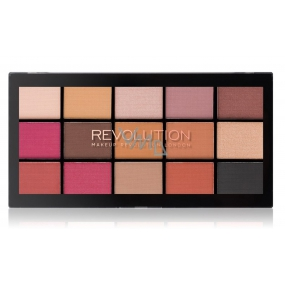 Makeup Revolution Re-Loaded Iconic Vitality Eye Shadow Palette 15 x 1.1 g