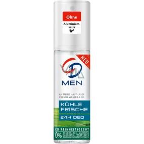 CD Men body antiperspirant deodorant in glass for men 75 ml