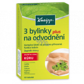 Kneipp 3 herbs for dehydration 60 tablets