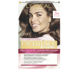 Loreal Excellence Creme Hair Color 500 Light Brown