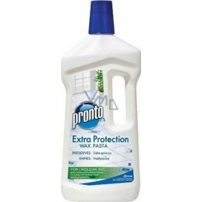 Pronto Extra Protection Protection wax for linoleum and PVC 750 ml
