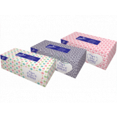Linteo Satin paper handkerchiefs 2 ply 200 pieces