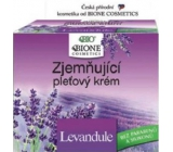 Bione Cosmetics Bio Levandule zjemňující pleťový krém 51 ml