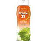 Creme 21 Green Apple shower gel 250 ml