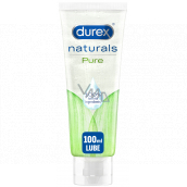 Durex Naturals Pure intimate lubricating gel only with a natural composition of 100 ml