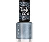 Rimmel London 60 Seconds Chameleon Color by Rita Ora nail polish 812 Pedal To The Metal 8 ml