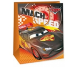 Ditipo Gift paper bag 33 x 10.2 x 45.7 cm Disney Cars Mach Speed